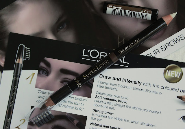 L'Oreal SuperLiner Brow Artist Review
