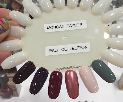 CosmoProf 2015: Morgan Taylor