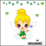 Tinker Bell por Naiyru