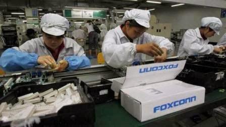 Pabrik Foxconn tutup sementara karena demo anti Cina di Vietnam