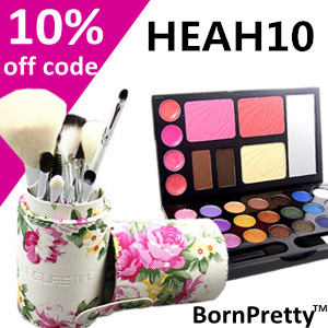 10% OFF at Bornpretty with code HEAH10