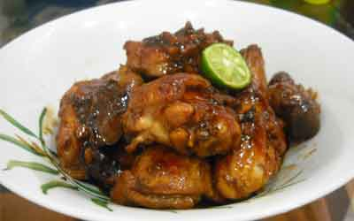 Resep Ayam Goreng Mentega