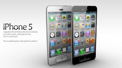 Apple iPhone 5 Spesifikasi Lengkap
