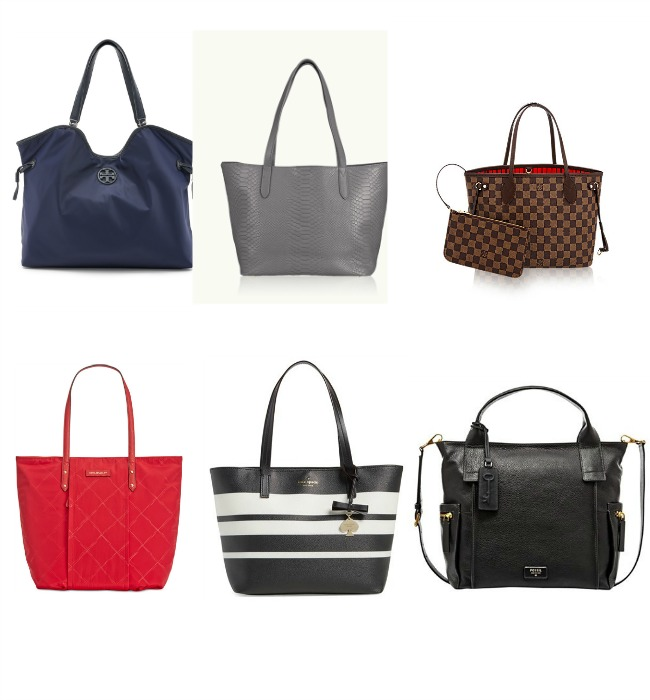 Work bags for the professional girl. What to carry to work whether you're starting out or climbing the corporate ladder!