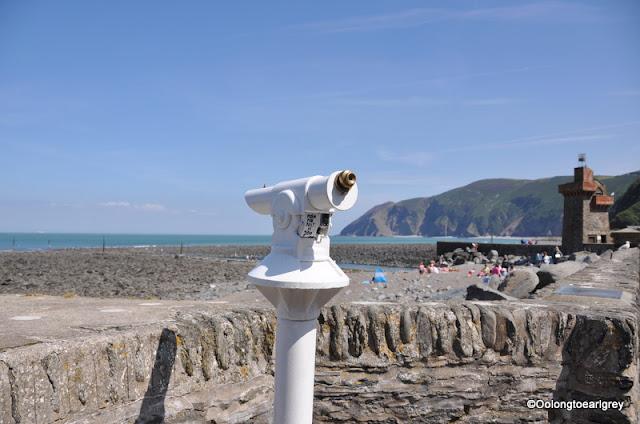 Lynmouth, Devon, England