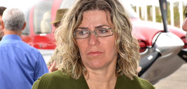 Ex-prefeita do município de Ibicoara, Sandra Vidal (PCdoB) | (Foto: Jornal da Chapada)