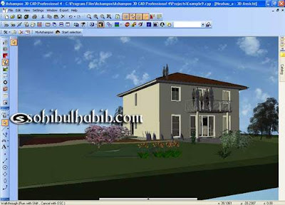 Ashampoo 3D CAD Architecture 4 Full Patch