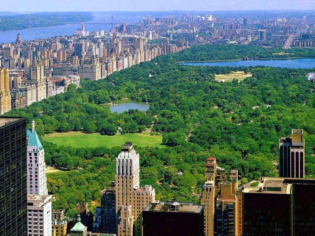 Hình Công viên Central Park tại New York