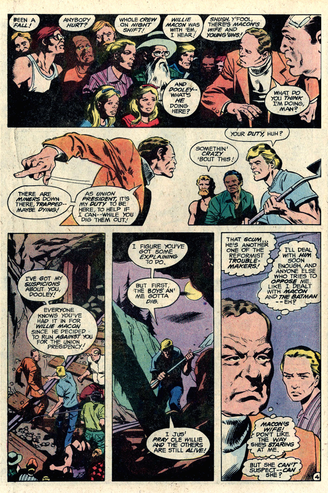 Detective Comics (1937) Issue #499 Page 6