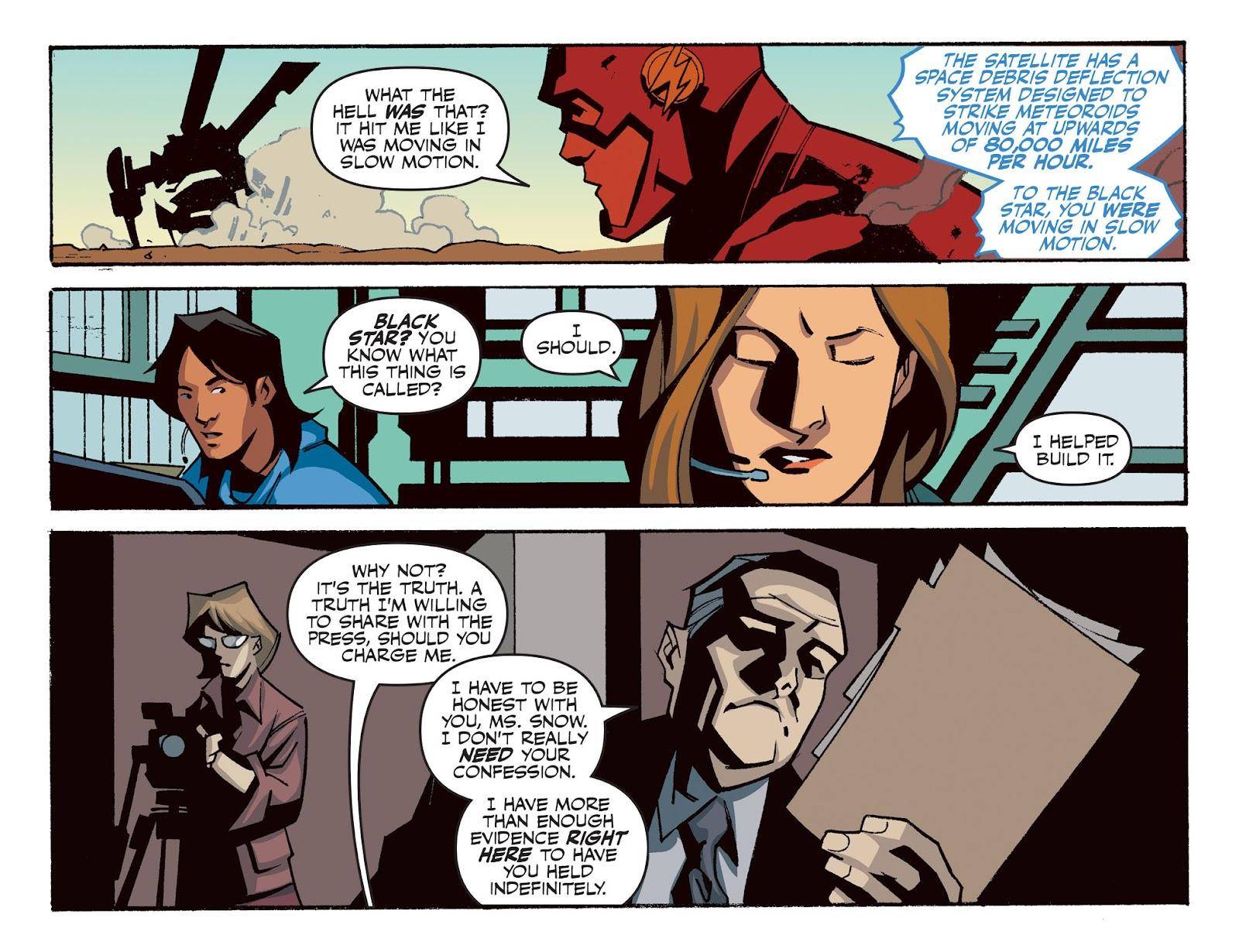 The Flash: Season Zero [I] Issue #19 #19 - English 12