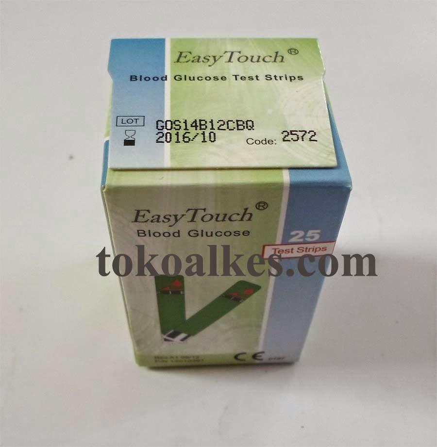Tips Membeli Alat Cek Gula Darah Easy Touch Test Strips Cholesterol Strip Tes Kolesterol Merk