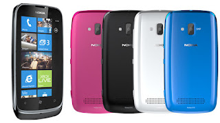 Ponsel Nokia Lumia 610
