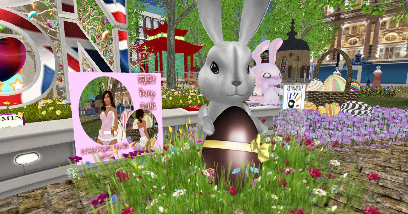 London city easter freebies time it is easter time so head over to london city victoria and grab the couple of gifts to be had negle Images