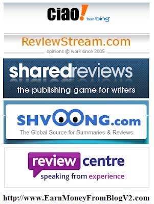 write reviews for money