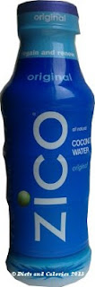 Zico Coconut water bottle