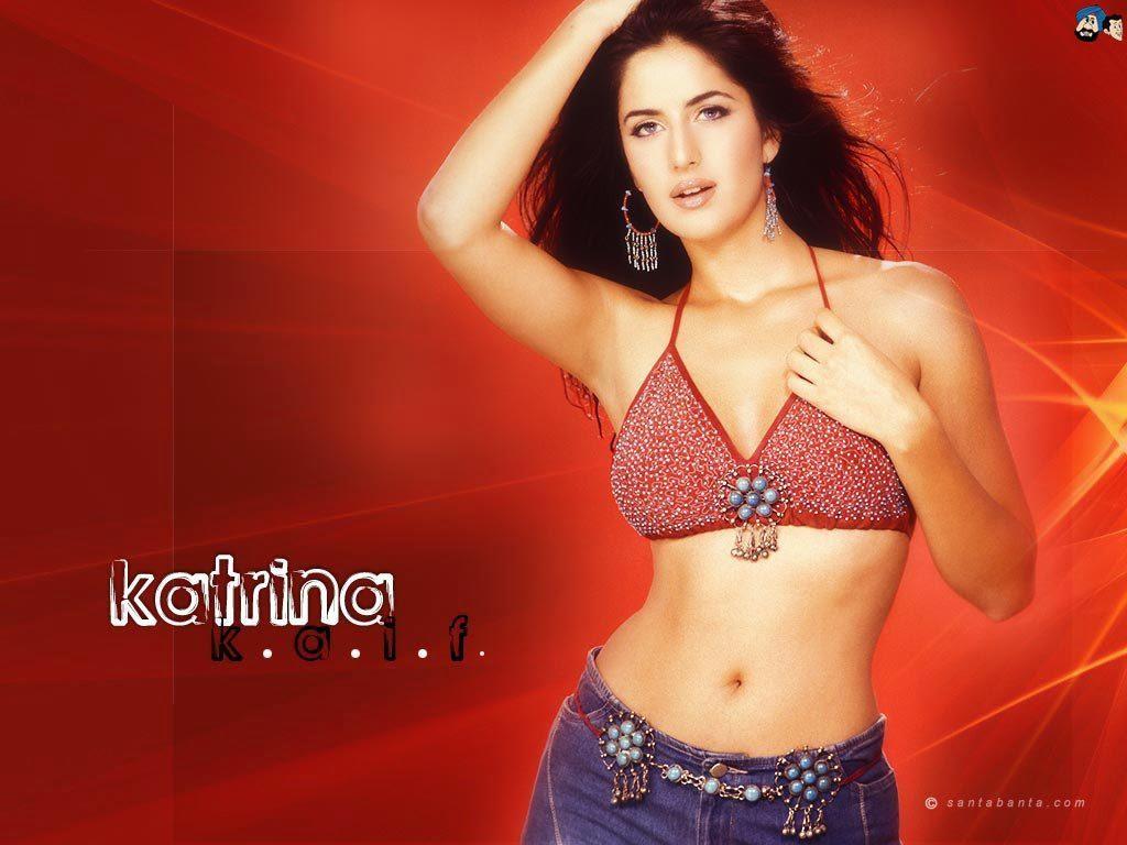 Katrina Kaif red bra