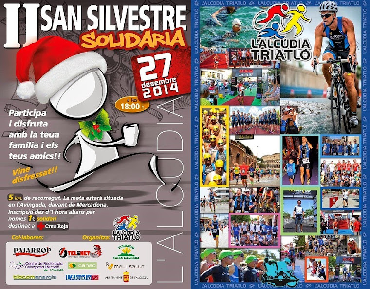 II San Silvestre 2014 L'Alcúdia