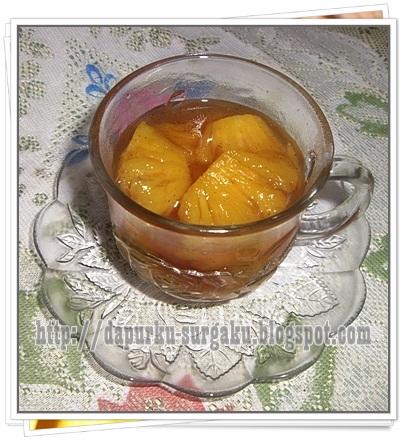 Olahan Nanas, Resep Minuman Dari Nanas, Setup Nanas