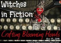 Upcoming Pagan Culture Witches in Fiction Party 2014