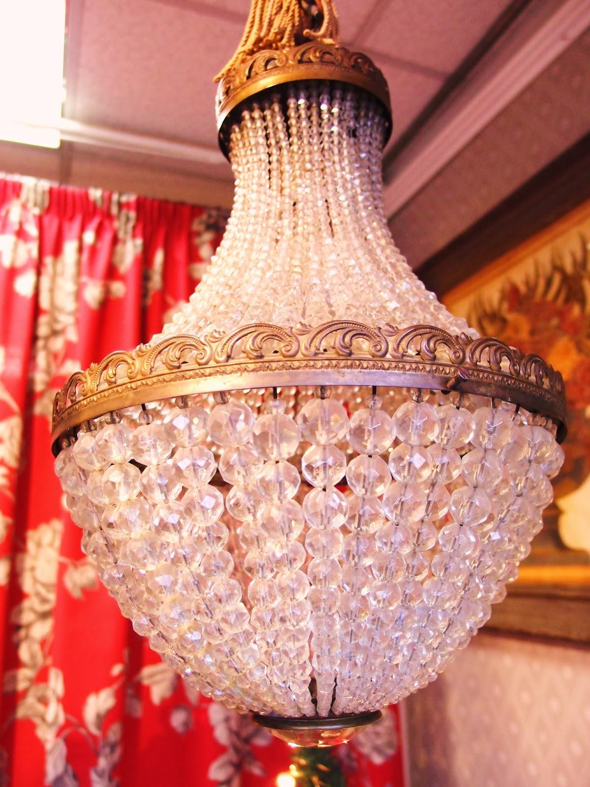 lampadari rimini : IL BLOG DI ANTICHITA BELLINI: Lampadari antichi in negozio...