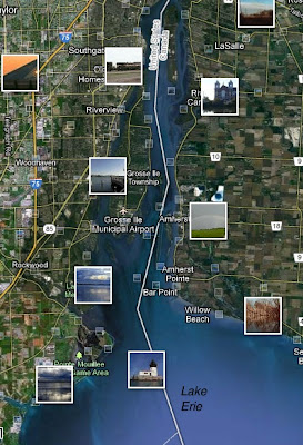 Detroit River Region Yax, Jacks, Meloche, Tessier, Port, Immagration, Family