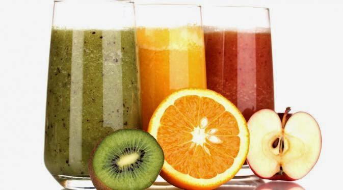 jus buah