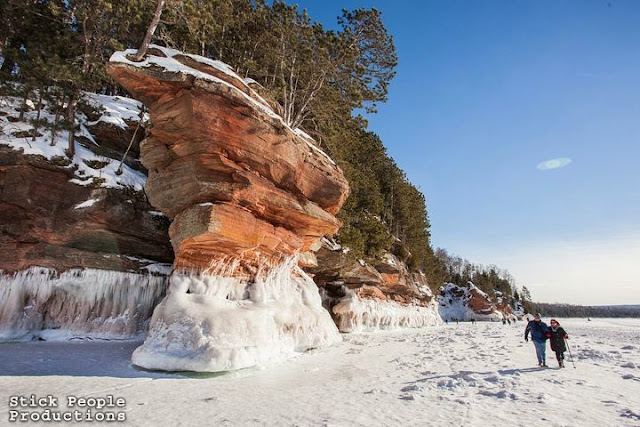 (c) Stick People Productions - Apostle Islands National Lakeshore