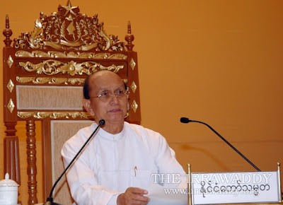 Tu Maung Nyo – The prize of Thein Sein for his Cronies
