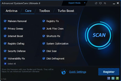 Advanced SystemCare Ultimate 6.0.8.2 - ELANGSHARED
