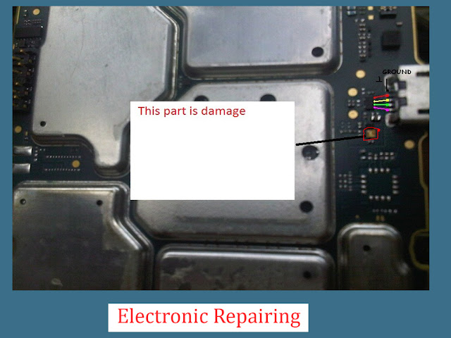 Blackberry 9860 dead charging problem
