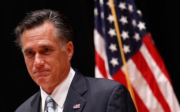 MITT ROMNEY, A SHAMELESS AND PITIFUL MORMON.
