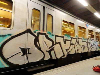 Astrid graffiti