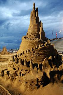 cervia sculture sabbia