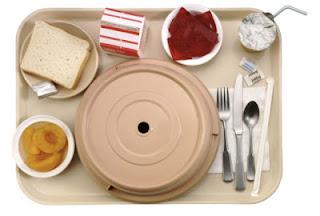hospital food at HUP Philadelphia