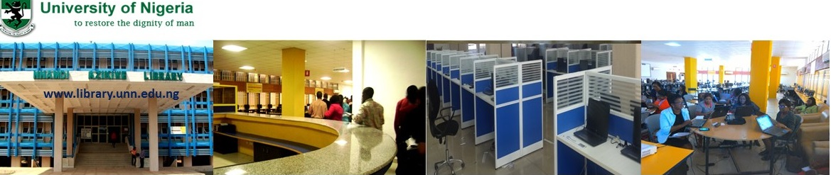 University of Nigeria Library