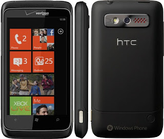 HTC Trophy Verizon User Manual