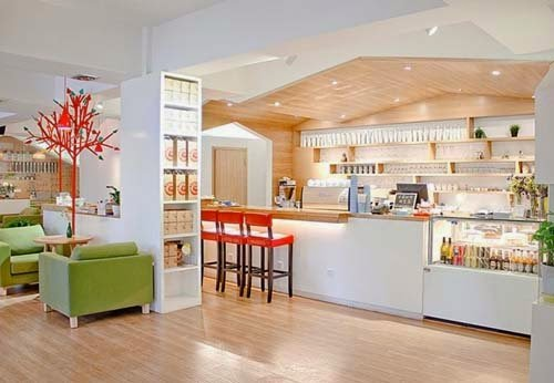 Cafe Interior Design Ideas Home Design Ideas