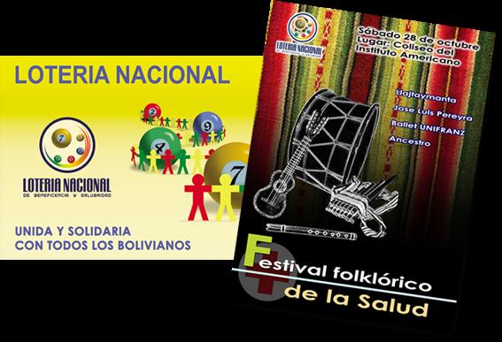 Lotería en Bolivia
