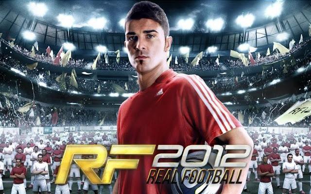 Real Football 2012 1.8.0ag v Mod [Ilimitado Dinero / Oro / Stamina]