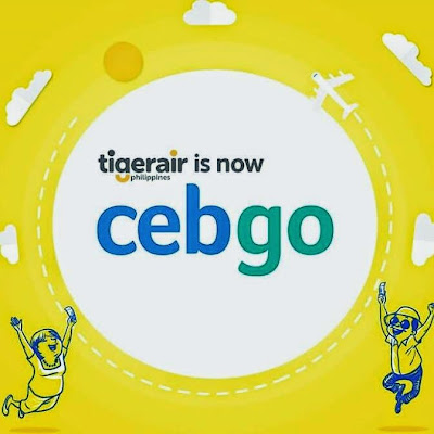 Cebu Pacific Rebrands Tigerair Philippines as Cebgo