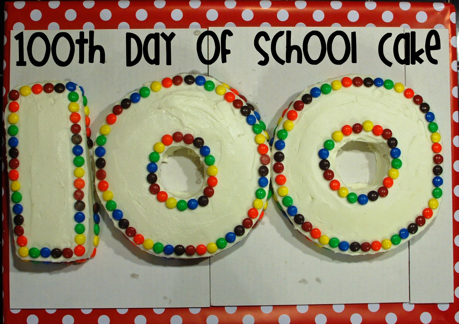 Random thoughts of a supermom 100 days for 100th day of school decoration ideas