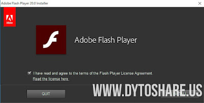 Adobe Flash Player 20.0.0.286 Offline Installer