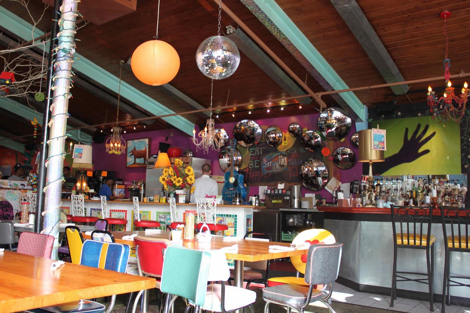 ... - The Year Round Veggie Gardener: Lynn's Paradise Cafe in Louisville