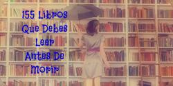 155 Libros que hay que leer