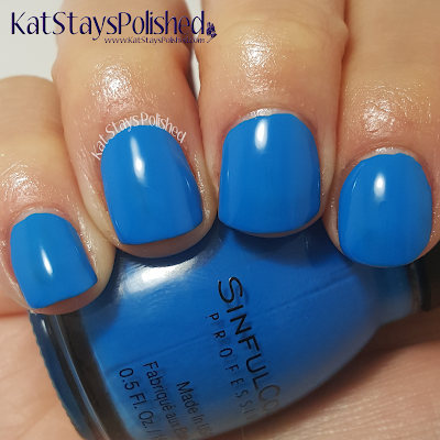 SinfulColors - A Class Act - Why Not | Kat Stays Polished