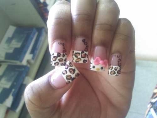 Cute hello kitty nail design ideas 2015 best nails design ideas the extraordinary cute hello kitty nail design ideas picture prinsesfo Gallery