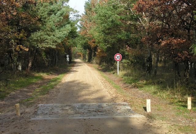 La nouvelle Route du Loup après les travaux de 2012