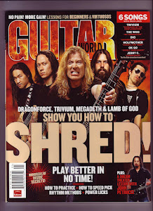 DESCARGA TU REVISTA GUITAR WORLD