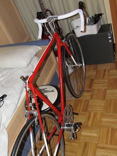 Visión general de la bicicleta
