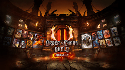Order & Chaos Duels mod apk